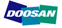 doosan forklifts logo fork truck direct