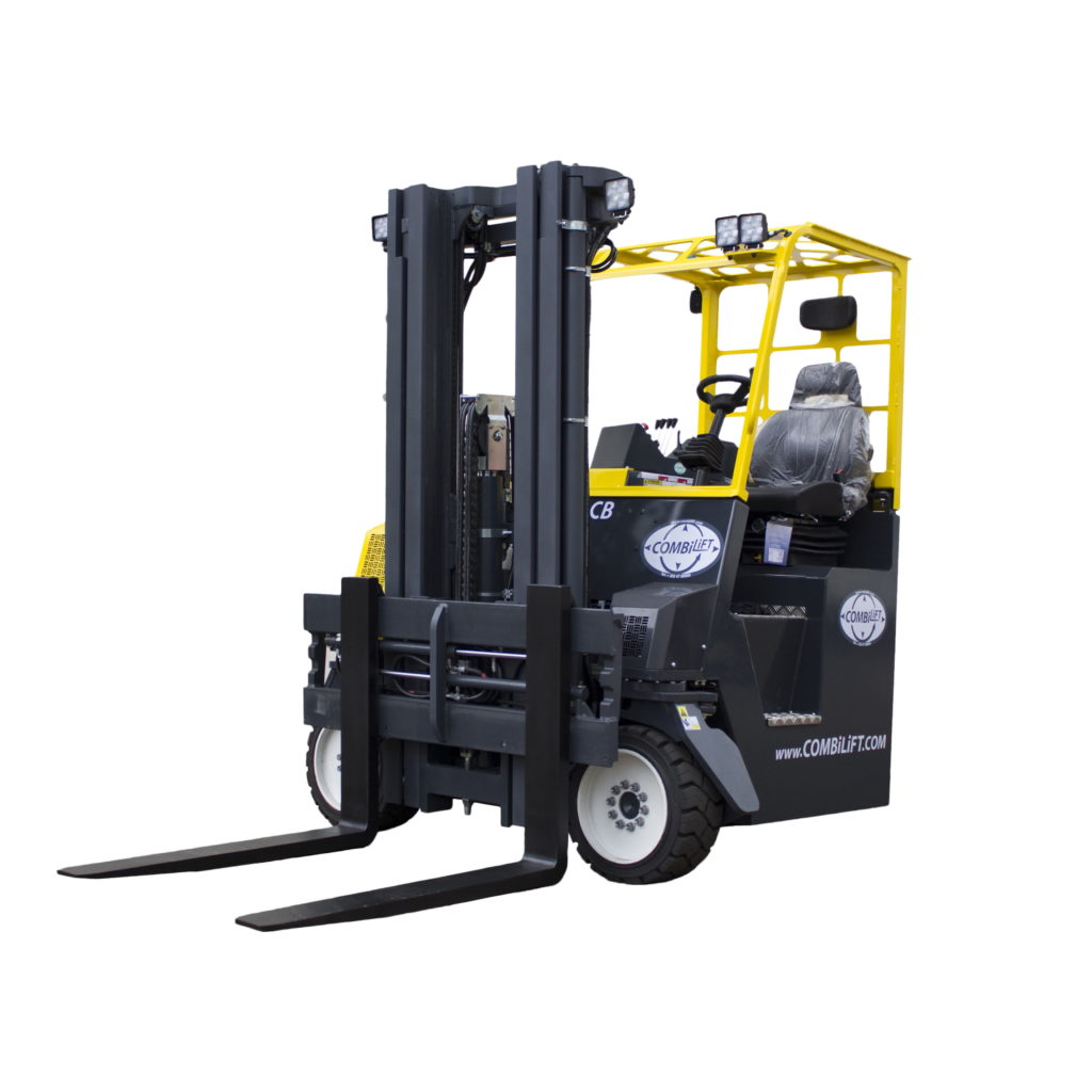 Combi CB Series fork lift trucks presented for sale and for hire in Suffolk and Essex