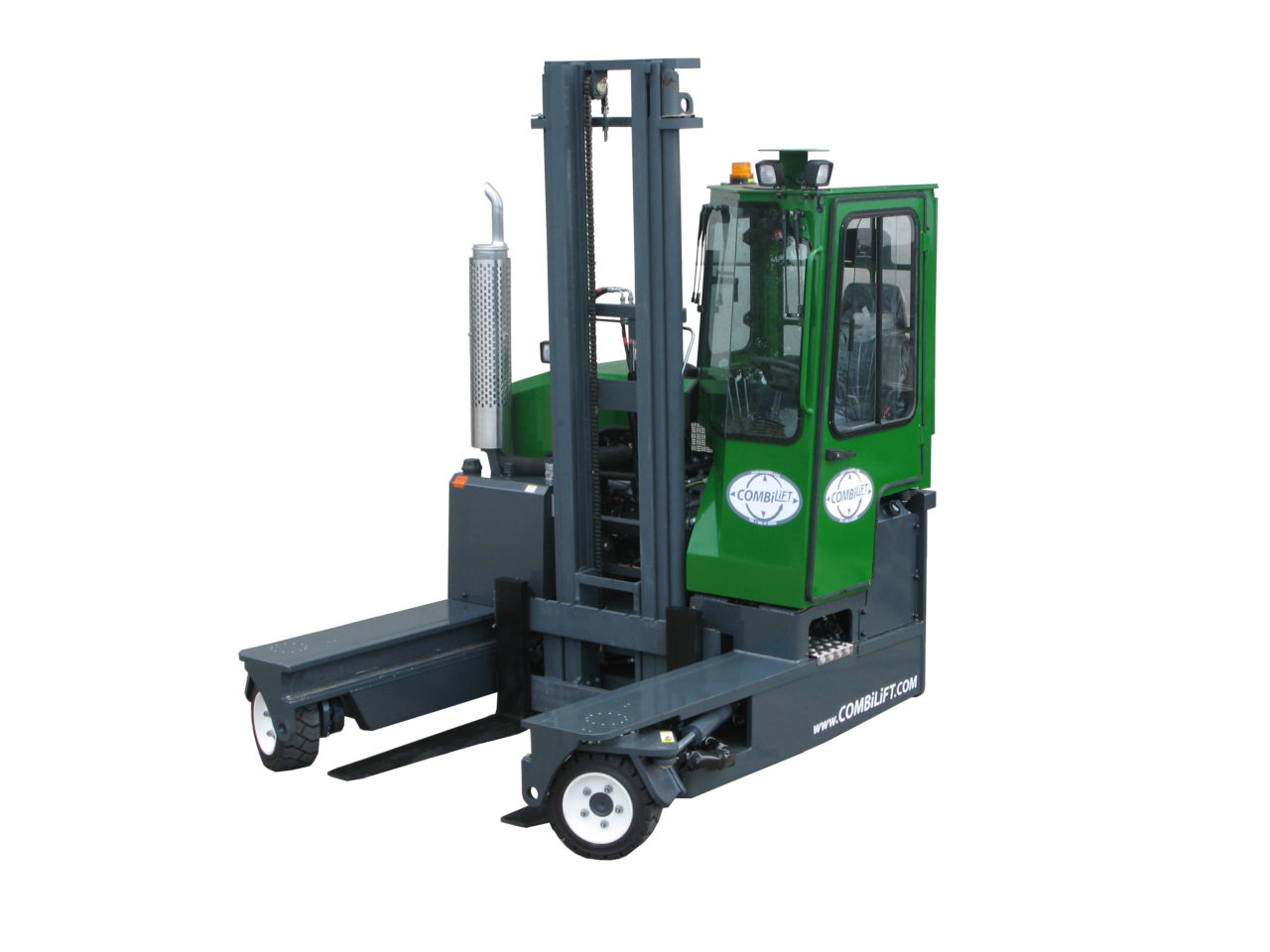 Hire combilift forklifts or purchase combilift forklifts.