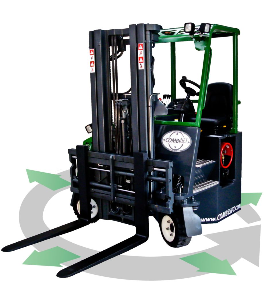 One of the Combi CB Series fork lift trucks sold and hired in Suffolk / Essex