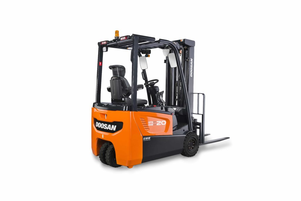 Recently launched fork truck series 7 for hire and for sale in Essex and in Suffolk