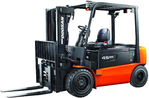 Doosan-B22-50X-5 fork truck, as eries 5 fork truck sold or for hire in Essex and Suffolk