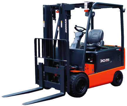 Picture of Doosan-BC20-30S-5 fork truck