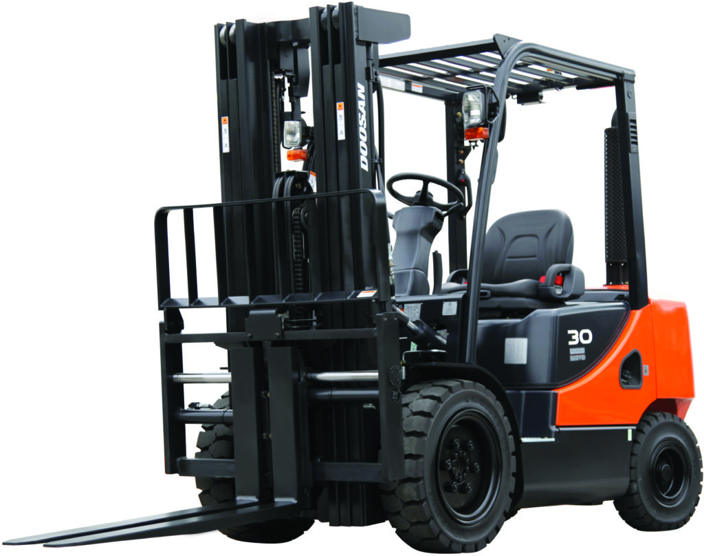 Doosan D 20 35D fork truck sold/hired by forktruckdirect in Essex and Suffolk