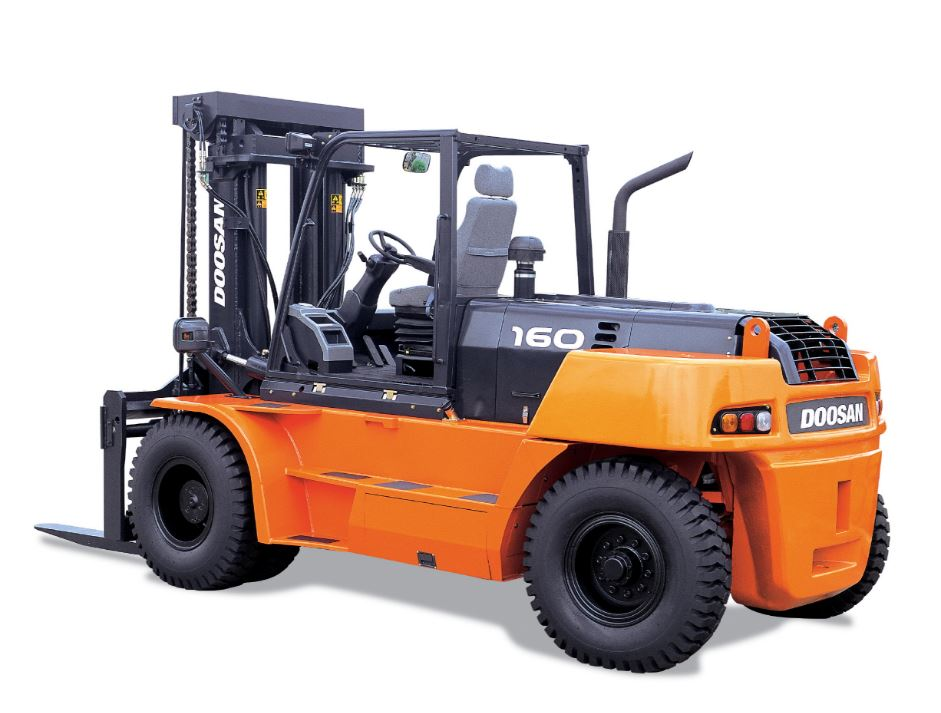 Doosan DG110-160S-5 fork truck for hire and sale in Essex and Suffolk