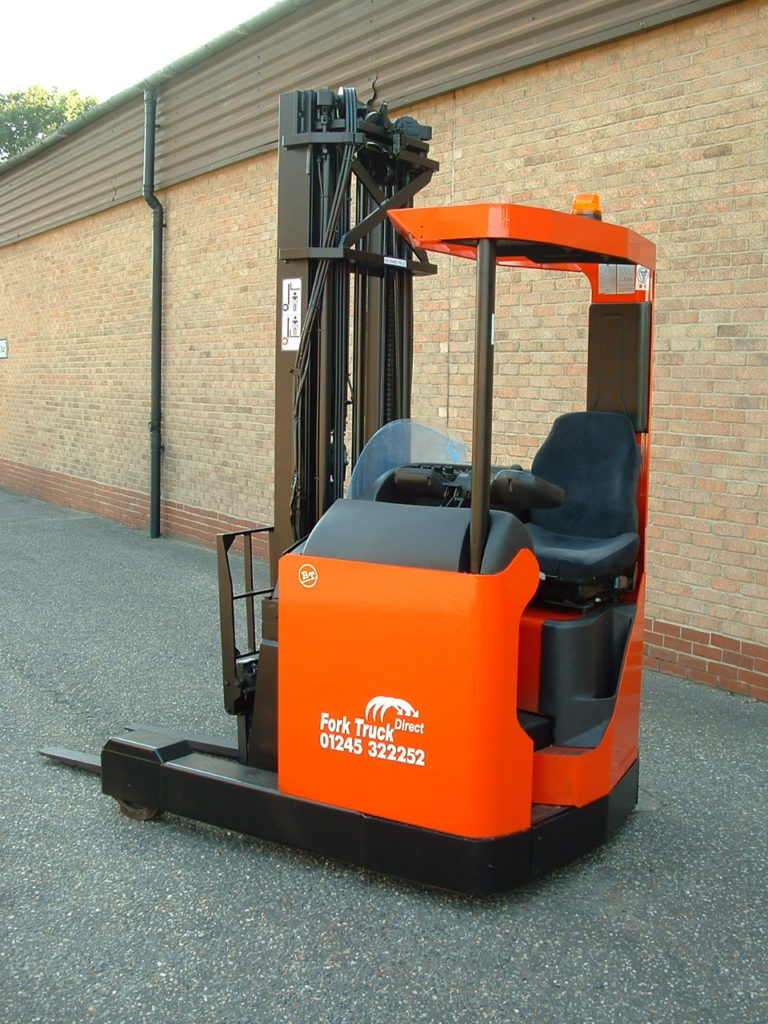 Refurbished fork truck sold or hired in Suffolk and Essex