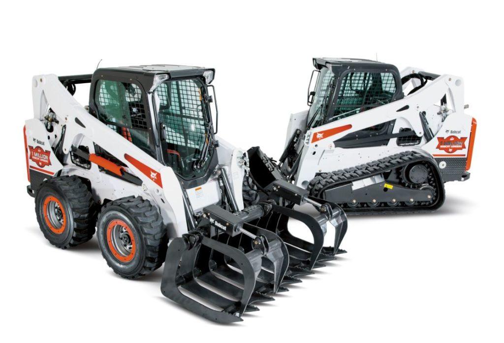 bobcat forklift trucks