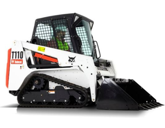 Image of Bobcat compact track loader for sale in Essex. FTD also offers Bobcat Compact Track Loaders for sale in Suffolk.