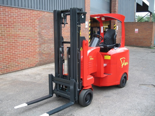 Flexi forklifts for hire and for purchase in Essex and Suffolk