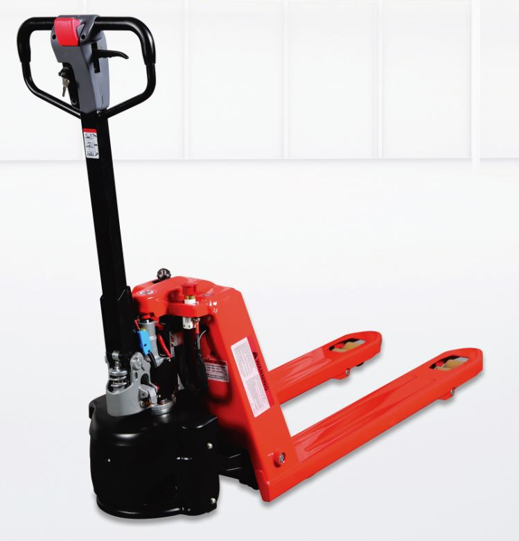 Hire Semi Electric Pallet Truck