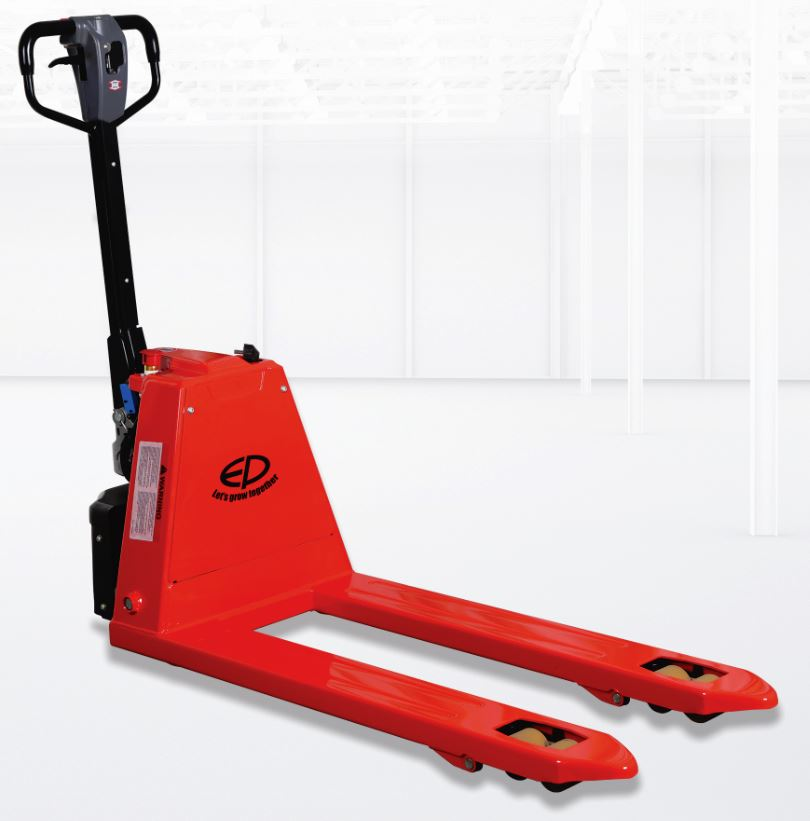 best Semi electric pallet truck