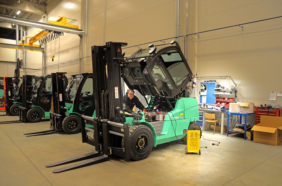 Forklift Service - the Ultimate Guide