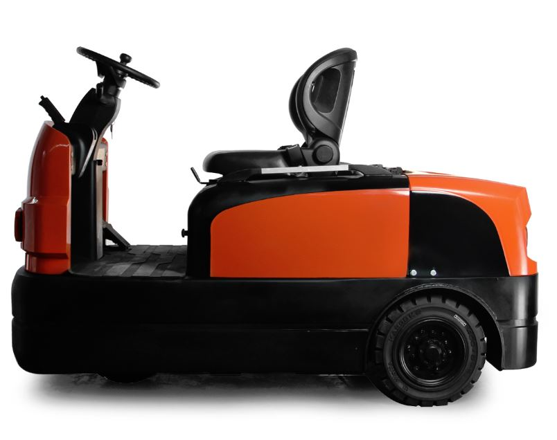 Hire Tow Tractor