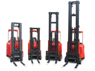 Narrow Aisle Flexi Forklifts Essex