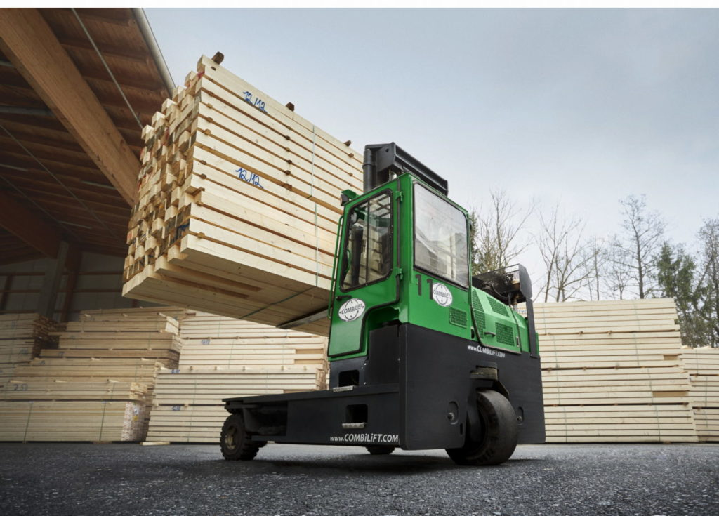 Combilift C Series Forklifts