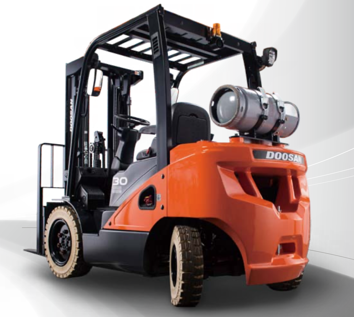 Doosan 7 Series Forklifts - Fork Truck Direct