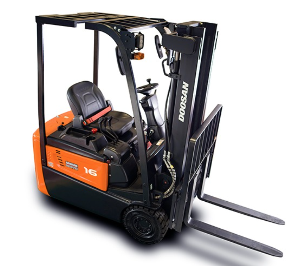 Doosan Electric Forklifts - Fork Truck Direct